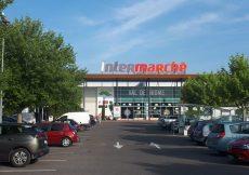 Supermarkt-Frankrijk