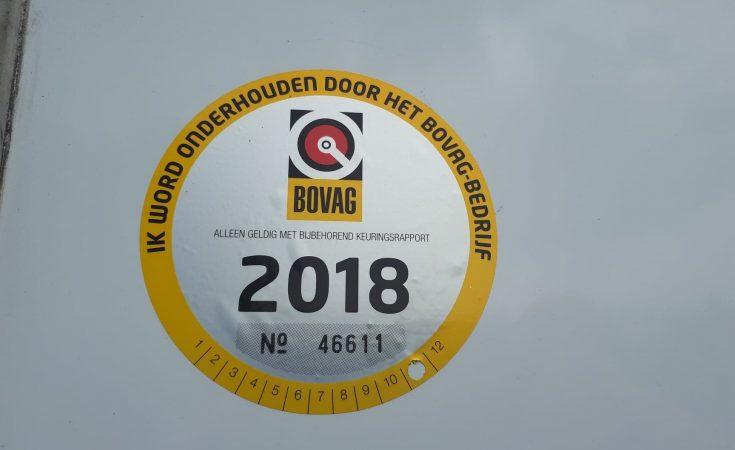 BOVAG-Caravan-Keuring