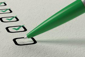 Kamperen-Checklist
