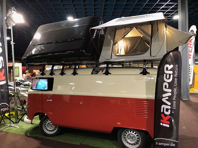 Tent-VW-Transporter