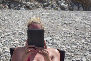 E-Reader-Kamperen