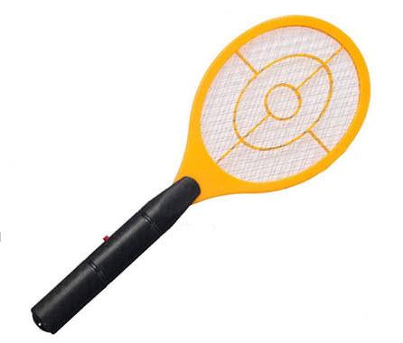 Electrische vliegenmepper