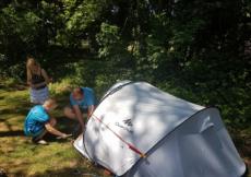 King-eigen-tent