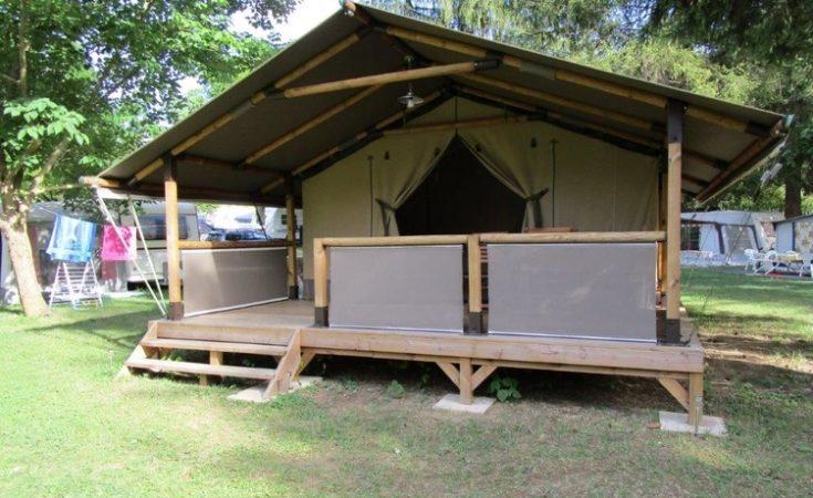Lodge-Camping-Frankrijk