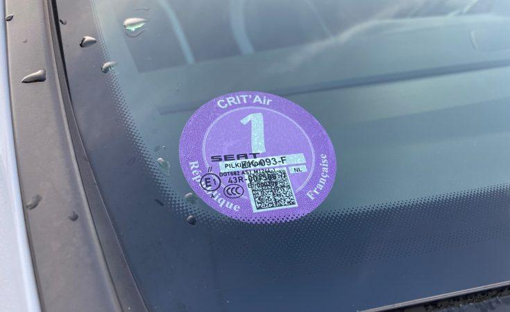 Crit-Air-sticker