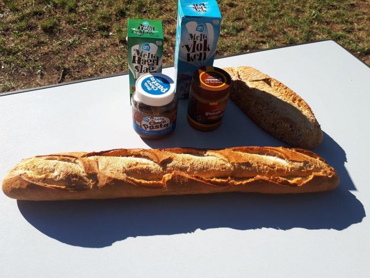 Ontbijt-Kamperen