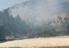 Bosbrand-Frankrijk