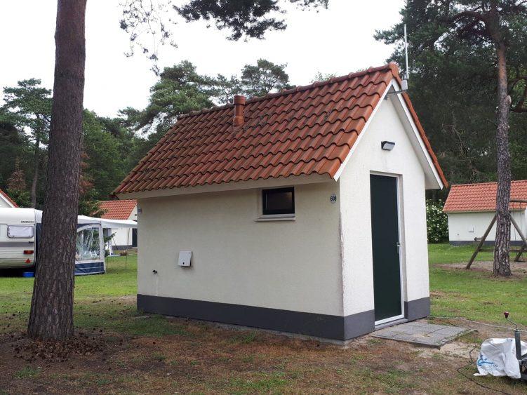 Privé-Toilet-Camping