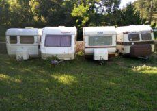Caravan-stallen